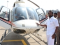 Telangana Government to run helicopter services to Vemulawada