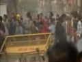 anti caa protesters in ups aligarh clash with police