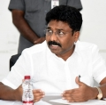 AP education minister Adimulapu conducts video conference