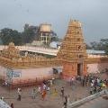 No devotees in Kondagattu temple