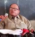 AP assembly former speaker Agarala Easwar Reddy died
