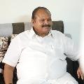 BJP leader Kanna writes to SEC Ramesh Kumar
