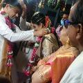 Cine producer Dil Raju marriage photos