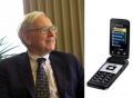 Warren Buffet Finally Gives Up on Flip Phone Switches to iPhone 11