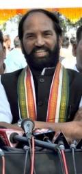 Uttam Kumar Reddy responds on ST Reseravtions