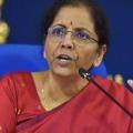 nirmala sitaraman to address on corona package