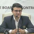 IPL very much on says Sourav Ganguly