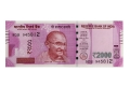 finance minister clears the doubt about 2 thousand note