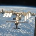 Corona Wont Effect ISS and Astronauts