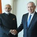 Netanyahu Thanks Modi for Shipping 5 Tonnes of Medicines