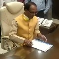 Shivraj Singh Chouhan takes charge as the Chief Minister of Madhyapradesh