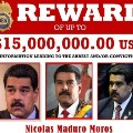 US Charged Venezuela president with narco terrorism