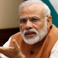 Prime minister modi Video conference begins