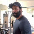 Manchu Vishnu makes an action video with fight masters
