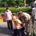 Doctor sudhakar mother fires on AP government