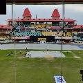Rain delays toss in Dharamsala