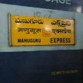 Secunderabad Manuguru express rails cancelled