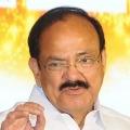Vice president Venkaiah Naidu welcomes package