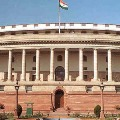 Seven congress MPs suspended from Lok Sabha