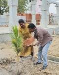 Hero Arjun takes Roja Vanam challenge